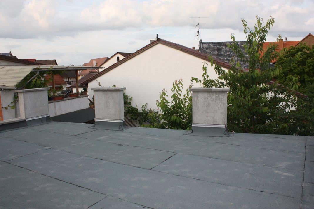 Dachterrassen
