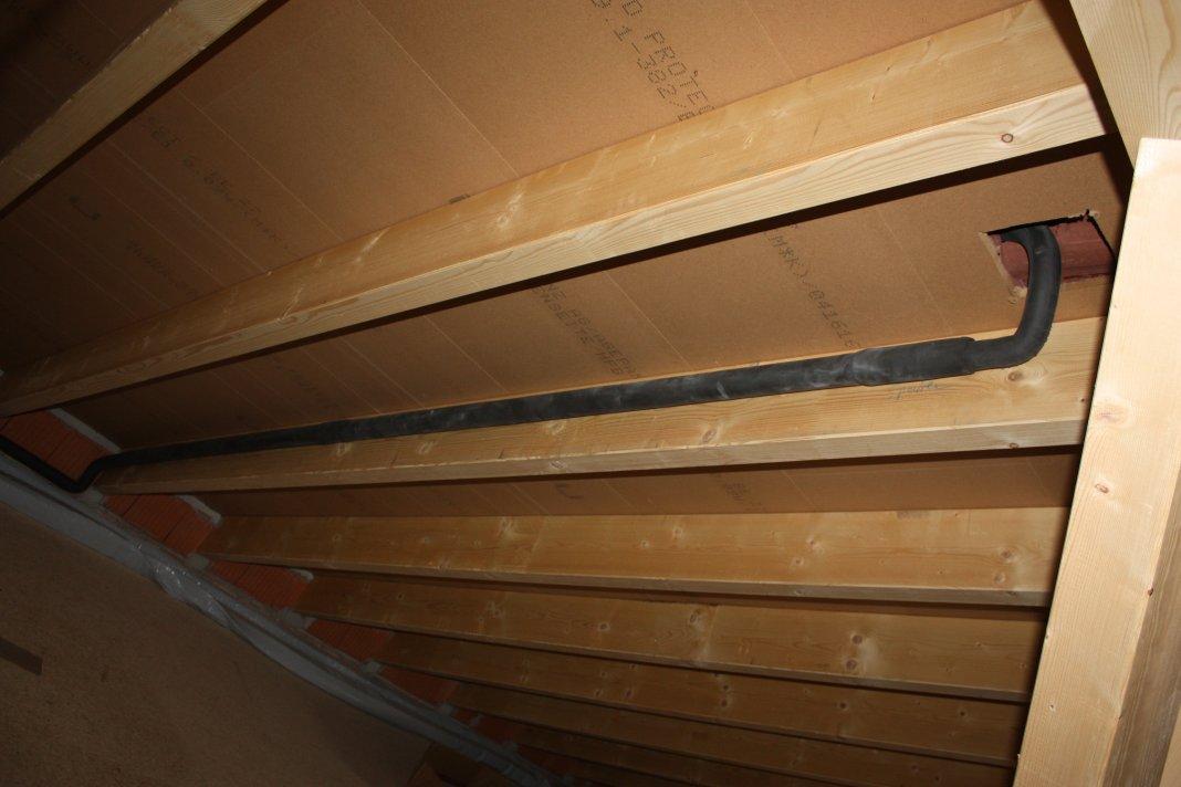 solaranlage wir bauen ein haus. Black Bedroom Furniture Sets. Home Design Ideas